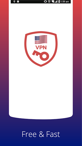 USA VPN - Fast Free VPN Hide IP 3.0.0 screenshots 1