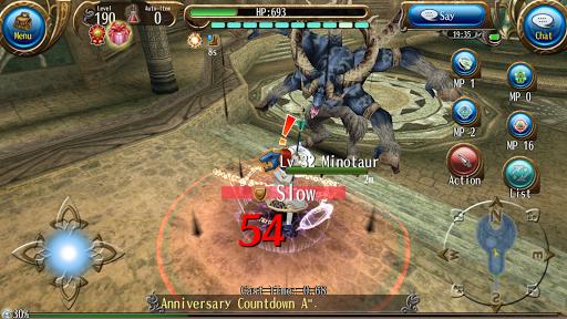 RPG Toram Online - MMORPG 3.3.39 screenshots 6