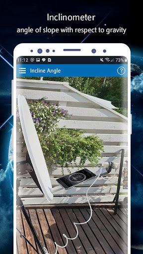 Satellite Finder (Area Calculator) Dish Pointer 1.0.6 Screenshots 7