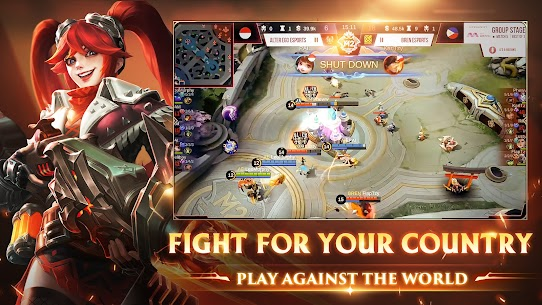 Mobile Legends: Bang Bang Mod Apk (Drone View) free on Android 7