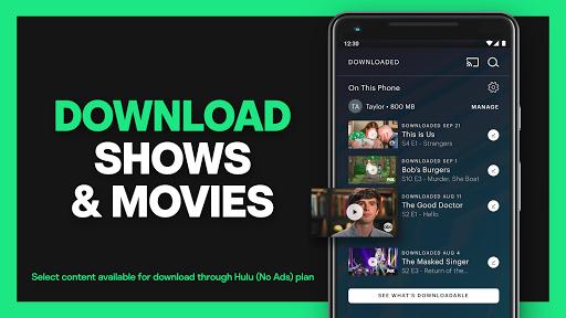 Hulu: Watch TV shows, movies & new original series screen 2