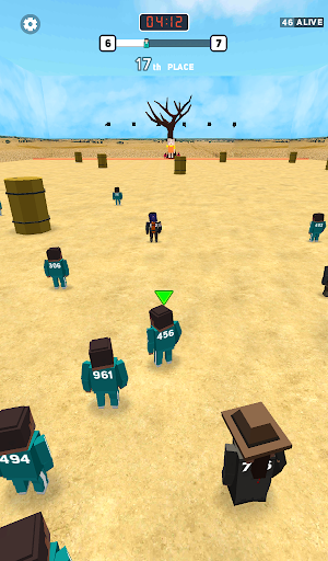 Squid.io - Red Light Green Light Multiplayer 1.0.5 screenshots 12