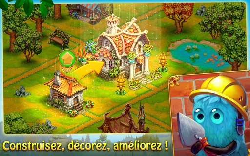 Télécharger Charm Farm - Village forestier mod apk screenshots 2