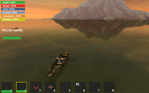 Thrive Island: Survival Screenshot