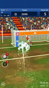 Finger soccer : Football kick 1.0 Screenshots 13