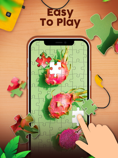 Jigsaw Puzzles - Magic Collection Games  screenshots 12