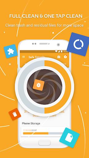 Safe Security -  Antivirus, Booster, Phone Cleaner 5.6.9.4834 Screenshots 2