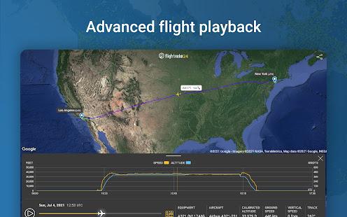 Flightradar24 Flight Tracker screenshots 16