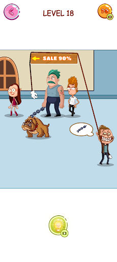Troll Robber: Steal it your way  screenshots 11