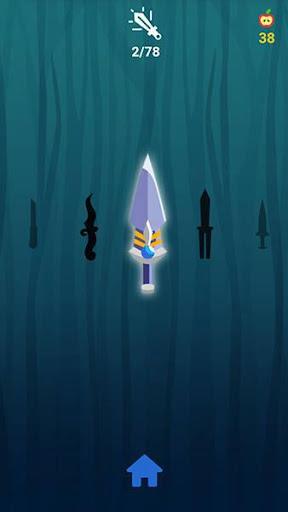 Knife Rain Hit screenshots 3