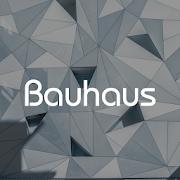 Bauhaus FlipFont  Icon