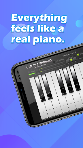Piano Keyboard - Free Simply Music Band Apps 1.3 Screenshots 3
