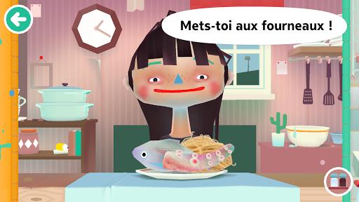 Toca Kitchen 2 APK MOD – Pièces Illimitées (Astuce) screenshots hack proof 1