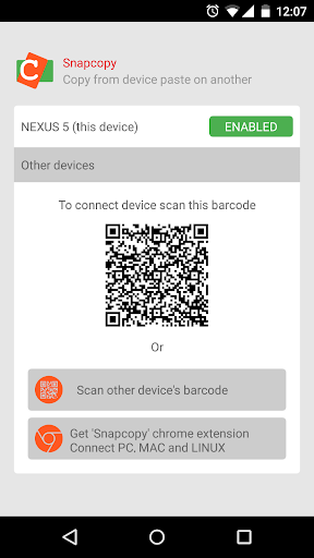 snapcopy - paste anywhere screenshot 1
