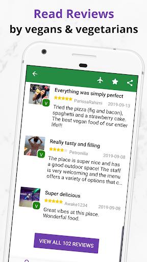 Find Vegan Restaurants & Vegetarian Food- HappyCow 62.0.56-free-v2 Screenshots 7