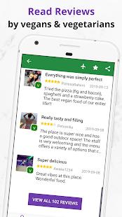 Find Vegan Restaurants & Vegetarian Food- HappyCow 62.0.71-free-v2 Screenshots 7