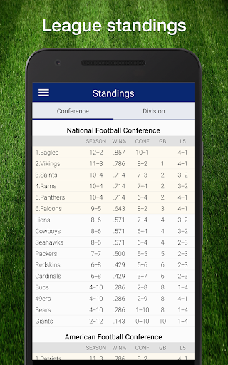 49ers Football: Live Scores, Stats, Plays, & Games 9.1.2 screenshots 14