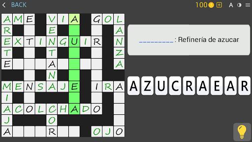 Crosswords - Spanish version (Crucigramas) 1.2.3 Screenshots 20