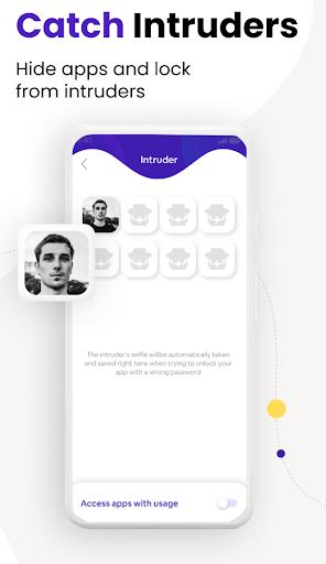 AppLock Pro 2021 - High Security & Privacy App apktram screenshots 3