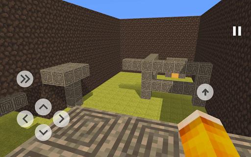 Blocky Parkour 3D  screenshots 10