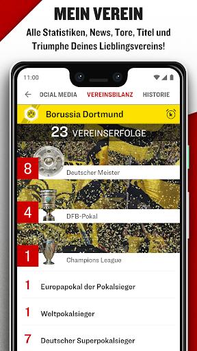 kicker Fußball News  screenshots 8
