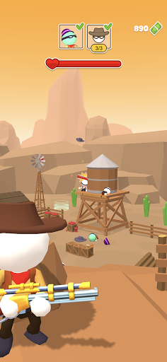 Western Sniper: Wild West FPS 2.2.3 screenshots 3