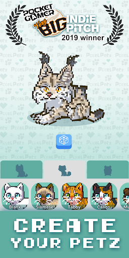 Pixel Petz 0.2.95 screenshots 1