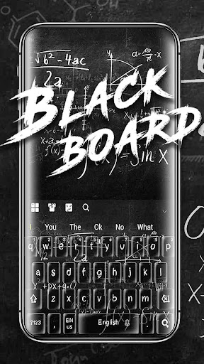 blackboard keyboard screenshot 1