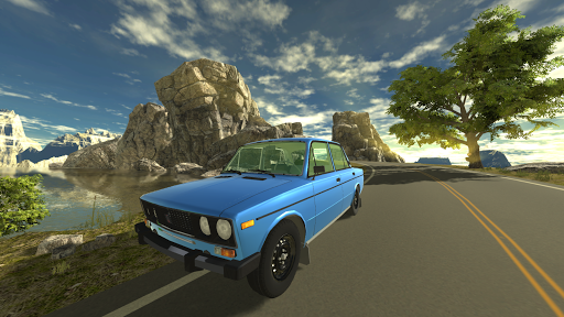 Russian Car Lada 3D 2.0.3 screenshots 1