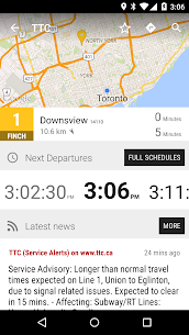 Toronto TTC Subway – MonTransit 1.2.1r1097 Mod APK Latest Version 2