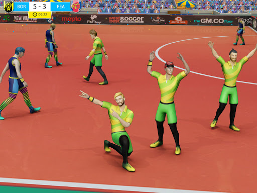 Indoor Soccer Games: Play Football Superstar Match  screenshots 10