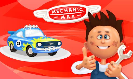 Mechanic Max - Kids Game apkslow screenshots 1