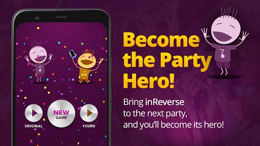 inReverse Party Game - Backwards Karaoke 1.1 screenshots 8