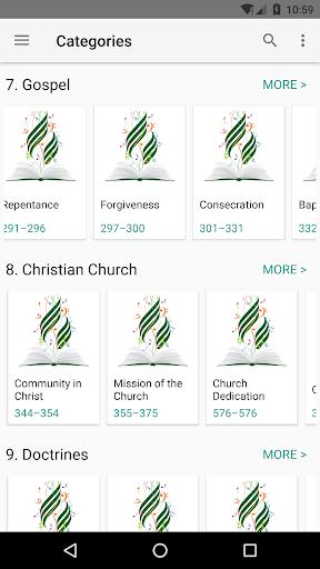 SDA Hymnal  screenshots 4