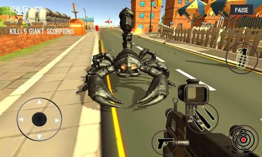 Monster Killing City Shooting 1.0.7 screenshots 14