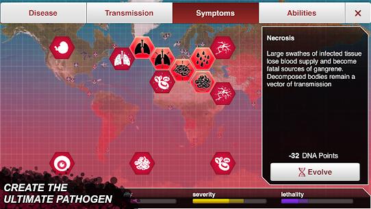 Plague Inc Mod Android 3