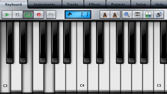 Music Studio Pro 2.1.2 Apk Mod (Unlocked) 1