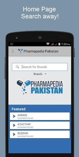 Pharmapedia Pakistan  Screenshots 7