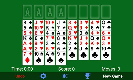 FreeCell Solitaire 7.5.0 screenshots 6