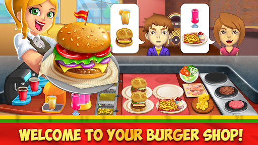 My Burger Shop 2 - Fast Food Restaurant Game  screenshots 1