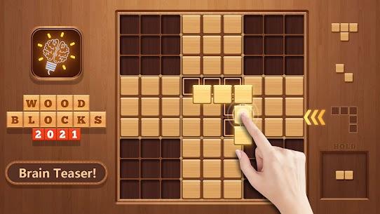 Wood Block 99 – Wooden Sudoku Puzzle 10