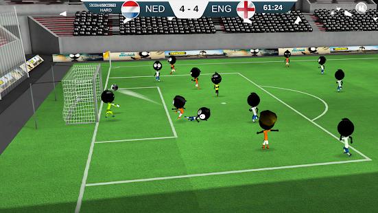 Stickman Soccer 2018 screenshots 9