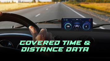 GPS Speedometer: Car Dashboard OBD2 Speed Limit