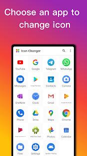 Icon Changer 1.2.1 Screenshots 1