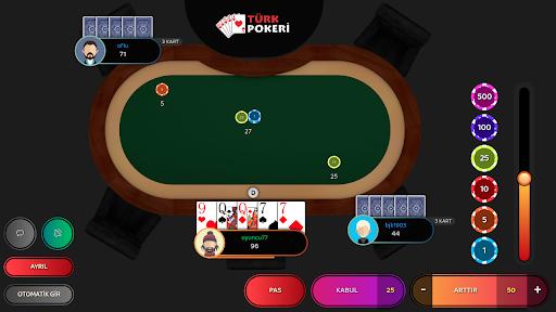 Tu00fcrk Pokeri apkmr screenshots 5