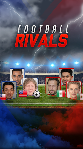 Football Rivals - Team Up with your Friends! apktreat screenshots 1