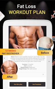 Pro Gym Workout (Gym Workouts & Fitness) 5.4 Screenshots 22