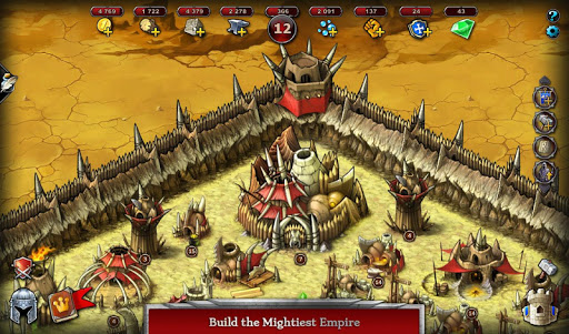 Emporea: Real-time Multiplayer War Strategy Game 0.2.188 de.gamequotes.net 1