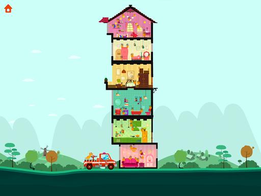Fire Truck Rescue - Firefighter Games for Kids apktram screenshots 14
