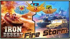 Iron Desert - Fire Stormのおすすめ画像1